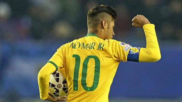 Neymar Oo Lagu Abaalmarinayo Kabtanka Xulka Qaranka Brasil.