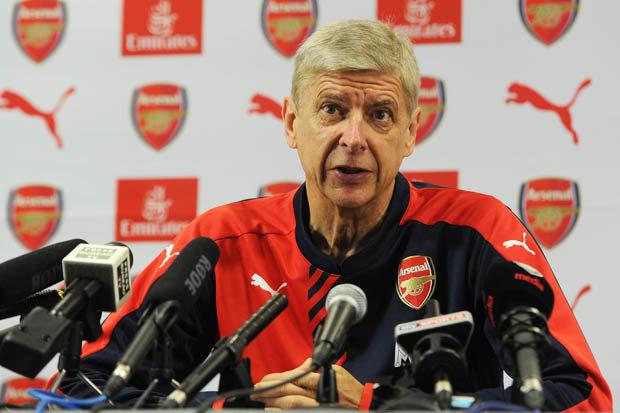 Boss Arsene Wenger Oo Go'aan Ka Qaatay Mustaqbalkiisa Arsenal.