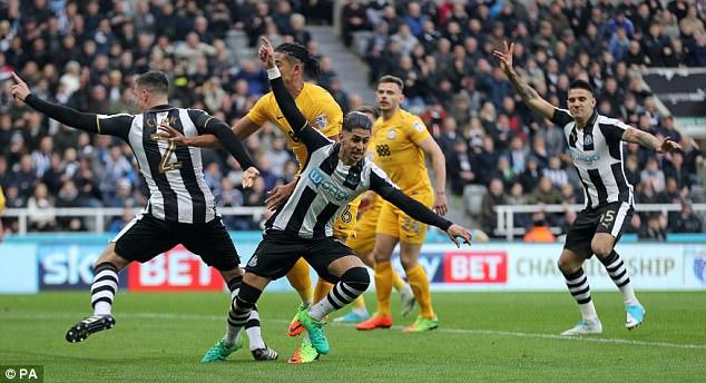 Newcastle United oo ku soo laabtay Horyaalka Premier League