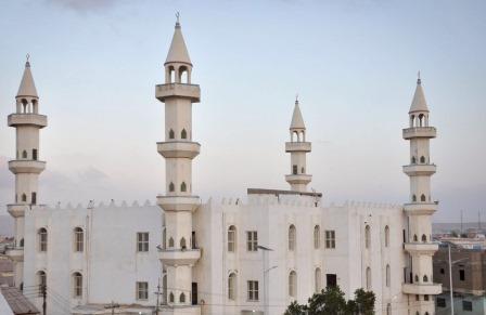 Masjidka Rowda Bossaso iyo Nadwadii 2aad ee Sanadlaha