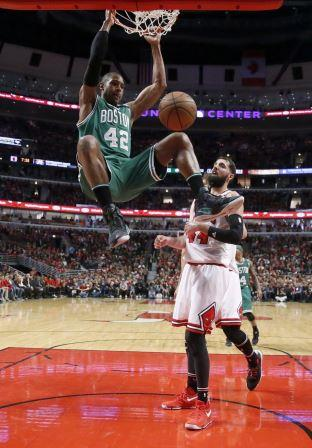 Boston Celtics 104-87 Bulls iyo Isreebreebka NBA-da