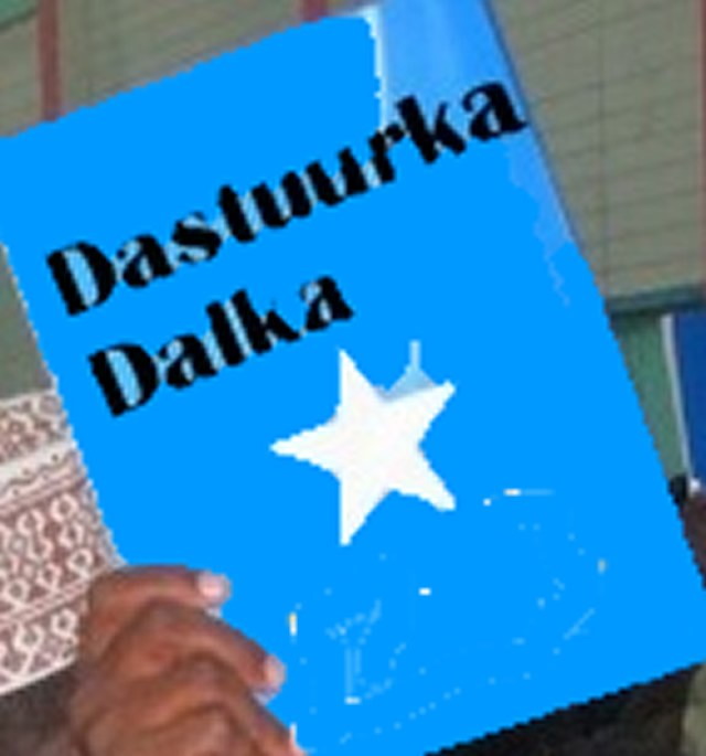Wadatashi Ku Aadan Dastuurka Soomaaliya oo Furmaya (DHEGAYSO)