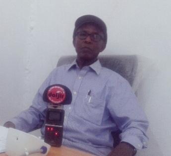 Baro sida looga Hortago Cudurada Faafa, Dr. Daahir Muse Cali