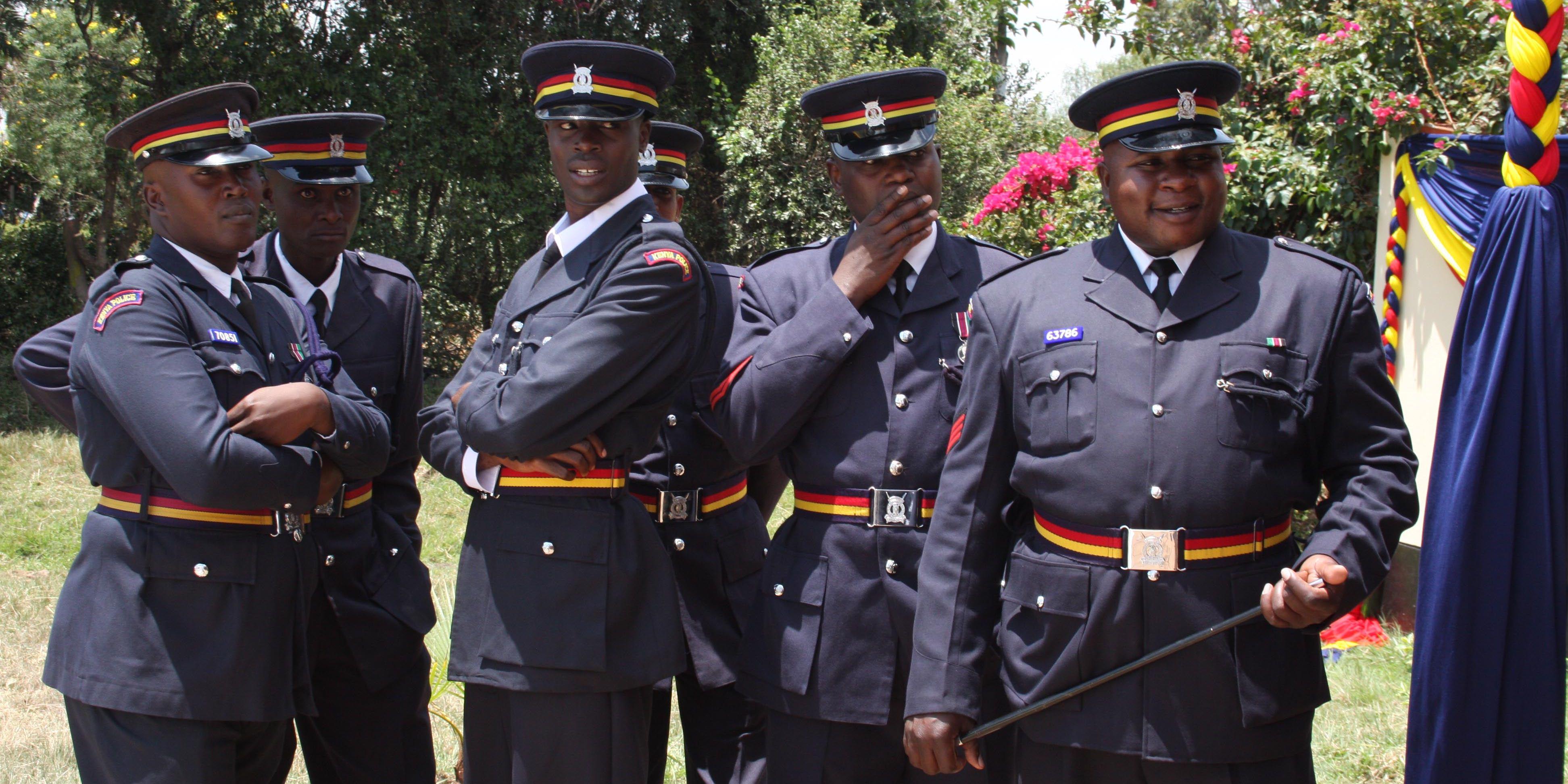 Ciidanka Ammaanka Kenya oo Nairobi Ku Xiray Dhalinyaro Soomaali ah