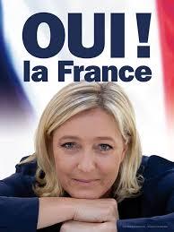 Marine Le Pen, Macron oo u Muuqda in ay Tartanka Madaxweynaha isku soo Hareen