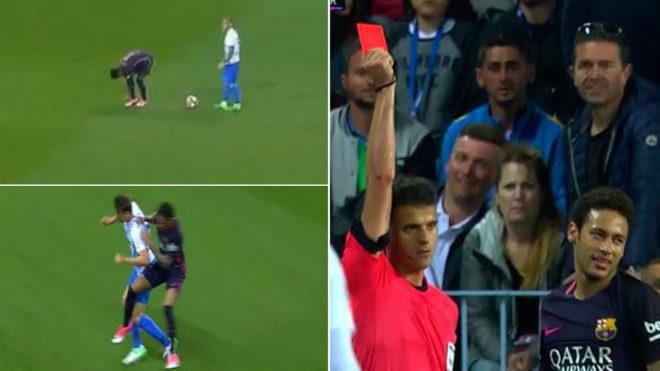 Neymar Jr Oo Qarka U Saaran Inuu Ganaax Ku Seego Kulanka El-Clasico