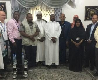 Qaadhaan Shaqaalaha Qaramada Midoobay ee Hargeysa Guddoonsiiyeen Guddida Abaaraha Somaliland