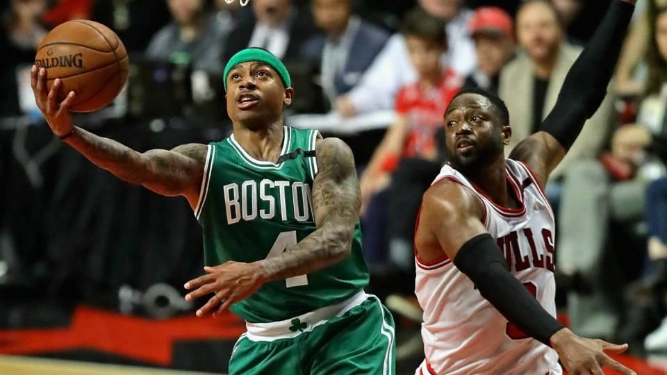 Isreebreebka NBA-da USA: Cavaliers 4-0 Pacers; Warriors 4-0 Blazers; Celtics 3-2 Bulls