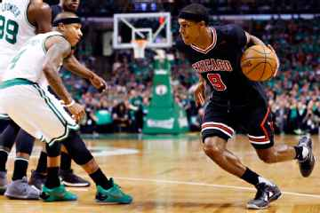 Natiijooyinka Isreebreebka NBA-da USA: Bulls 111-97 Celtics