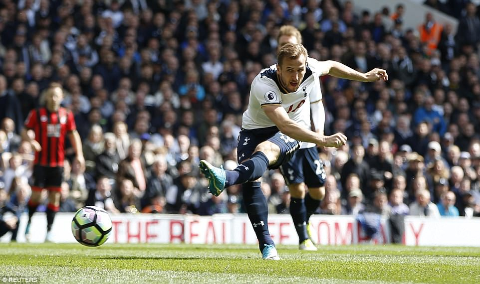 Tottenham Hotspurs ayaa 4-0 ku Garaacay AFC Bournemouth (Daawo)