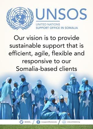 Kismayo: Fursad Shaqo UNSOS – Associate Corrections Officer