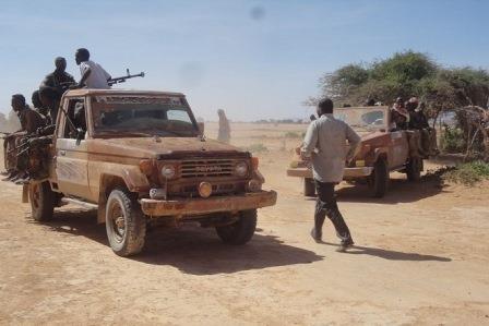Somaliland oo Ciidamo cusub geysay deegaanada Sool & Sanaag