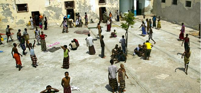 Xukuumadda Soomaaliya oo 118 Maxbuus Kala Wareegaysa India
