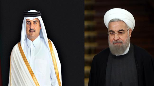 Iran & Qadar iyo Jaahwareerka Sacuudiga iyo Xulufadiisa GCC