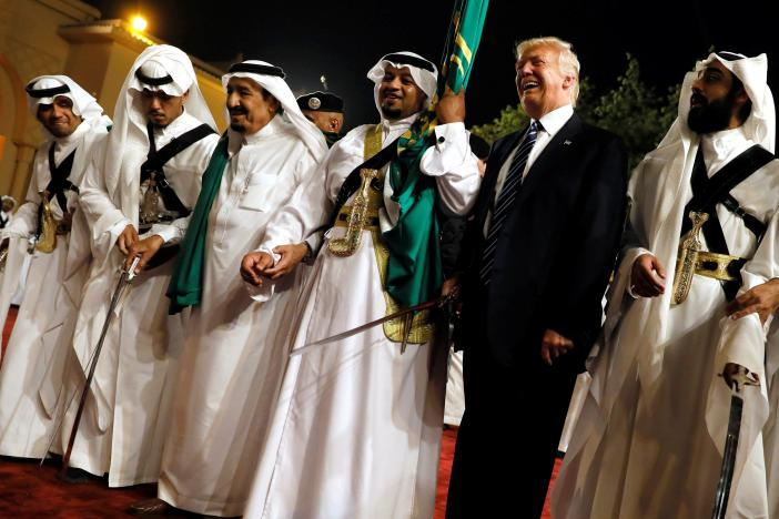 What Would a Saudi-Iran War Look Like? Don't look now, but it is already here