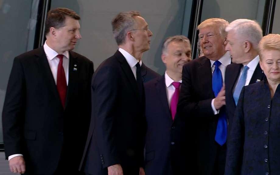 Turaanturada Donald Trump, Salaantiisa Maqiiqan iyo Walaaca Angela Merkel