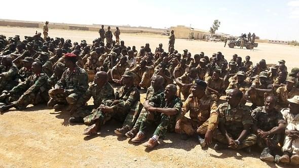 Garoowe: Ciidanka Daraawiishta Xerada 54aad oo Mushahar La'aan ka Cabanaya (dhegayso)