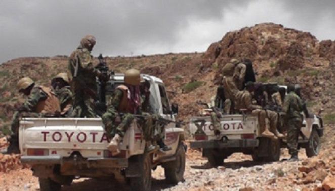 """Gashanle dhexeh Xasan Jeex: """"Somaliland Aflibaax ayaay soo gashay waana la iska difaacaya  """" (dhegayso)"""