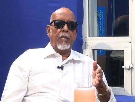 Barkhad Cali Saalax AUN 1938-2017: Xasuus Martisoorkii Radio Daljir 12 Diseenbar 2013