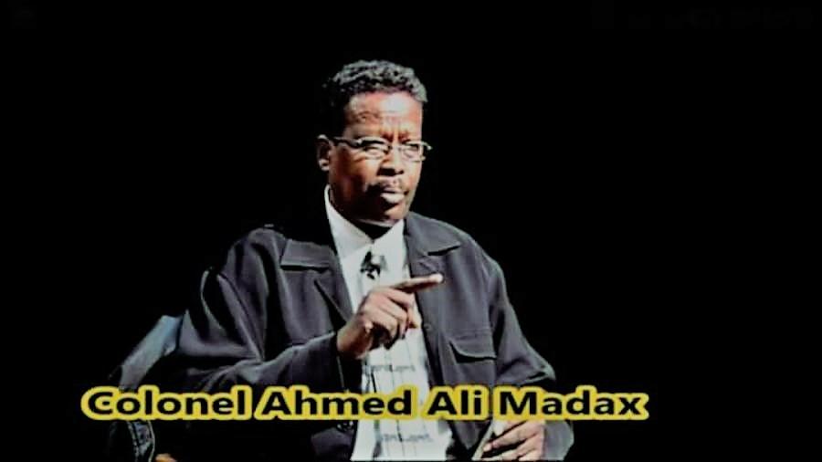 """Caaqil Axmed Cali Madax: """"Af Urur Dhinac Kasta Jileec iyo Kaladaadsanaan baa ka Jirtay"""""""