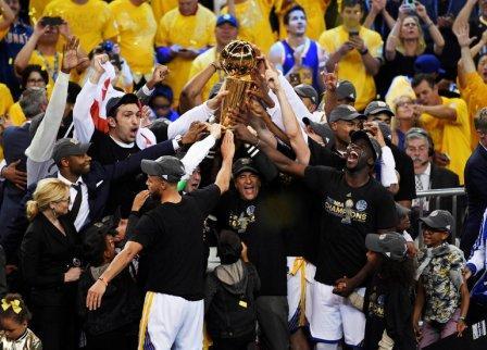 Golden State Warriors waa Horyaalka NBA
