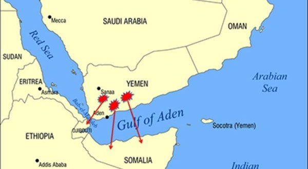 Khilaafka Carabta oo Fashiliyey U Jeedadii Carabtu Ka Lahayd Dekedaha Somalia iyo Yemen
