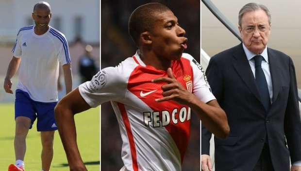 Saaka & Xubintii Ciyaaraha iyo cRx Yameni: Zidane iyo Mbappe & Chelsea iyo Candreva