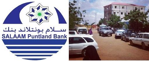 Goldogob: Salaam Bank oo Xaruntii 7aad ka Furtay