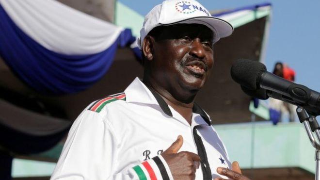 Damicii Raila Odinga oo Soodhammaaday iyo Tariikhda Xukun ee Qabiilada Kenya