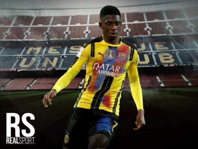 Xubintii Ciyaaraha iyo cRx Yameni: Ousmane Dembele – Dortmund oo Barcelona ka Diiday €100 Milyan!