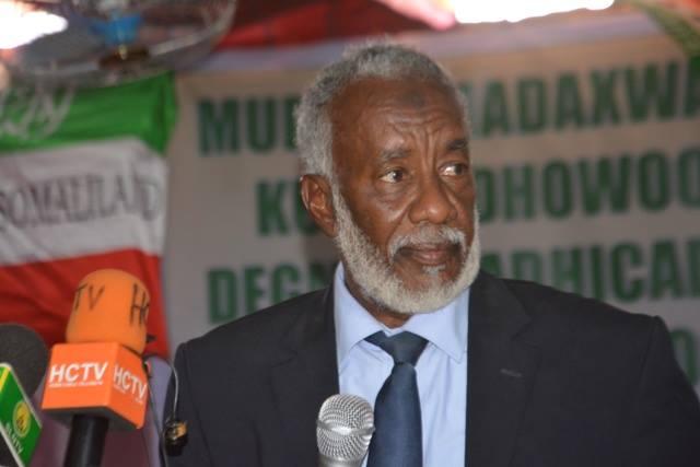 Somaliland oo ka fiirsanaysa tilaabada ay u qaadayso dagaalka Buuhoodle