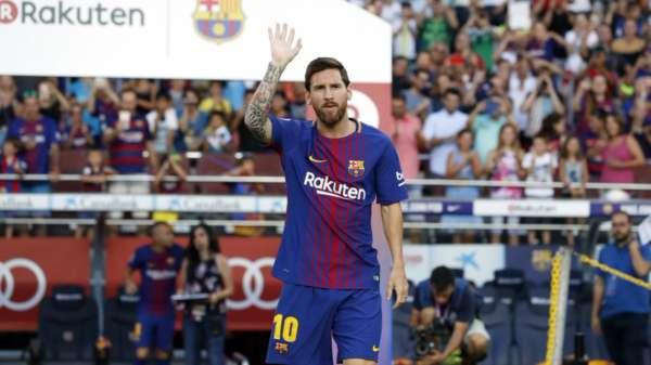 """Xubintii Ciyaaraha iyo cRx Yameni: Messi """"Ciyaar Fiican naga Fisha"""" (dhegayso)"""