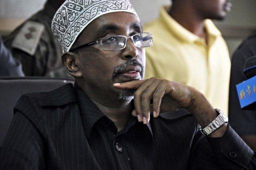 Shariif Xasan Madaxweynaha Koonfur Galbeed oo sheegay in loo bahanyahay Kordhinta Ciidamadda AMISOM