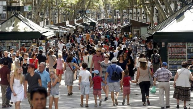 Wararkii ugu Danbeeyey ee Weerarada Barcelona iyo Cambrils ee Dalka Isbayn (Spain)