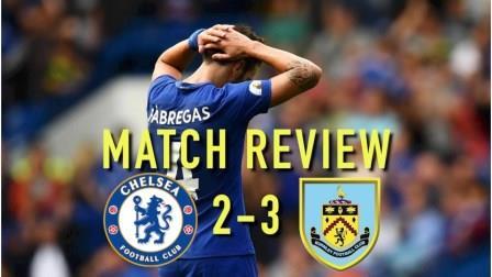Xubintii Ciyaaraha iyo cRx Yameni: Chelsea 2-3 Burnley FC (dhegayso)