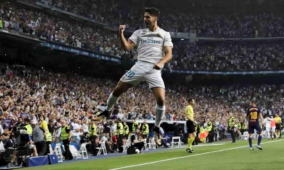 Xubintii Ciyaaraha iyo cRx Yameni: Real Madrid 2:0 Barcelona (dhegayso)