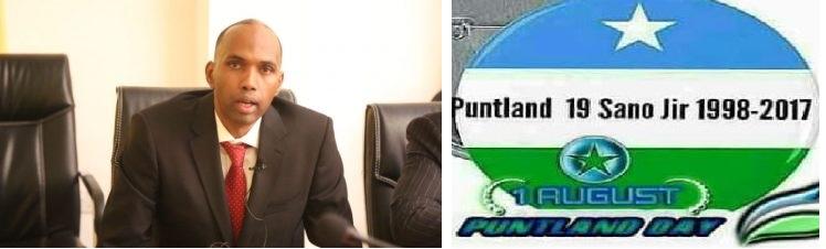 """RW Kheyre: """"Hambalyo Shacabka iyo Madaxda Puntland"""""""