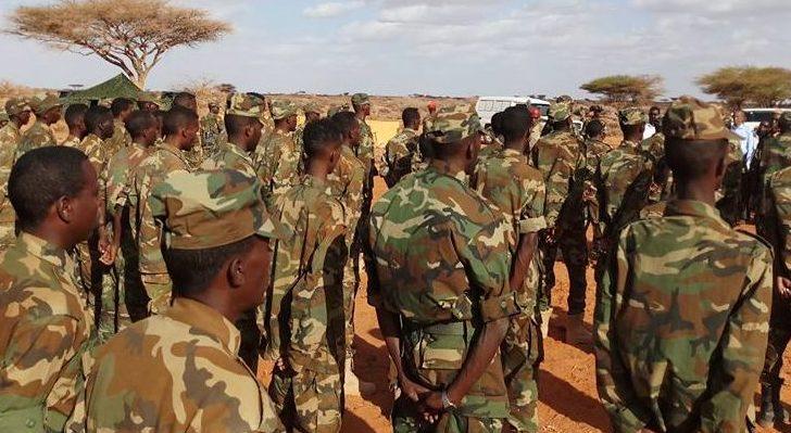 Ciidamo Somaliland katirsan oo isku soo dhibay Ciidanka Difaaca Puntland (dhegayso)