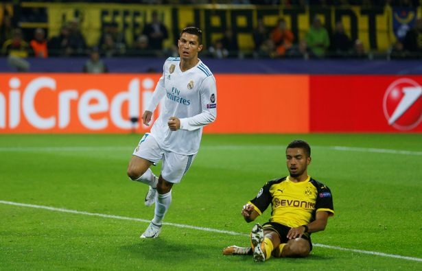 Xubintii Ciyaaraha iyo cRx Yameni: Dortmund 1:3 Real Madrid (dhegayso)