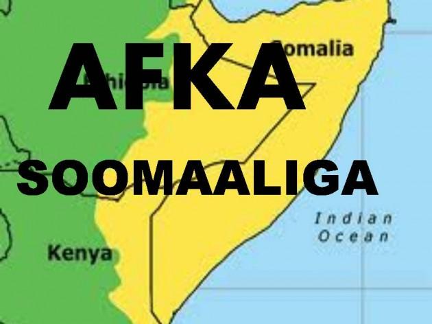Kooxda Maslaxo iyo Afka Soomaaliga (dhegayso)