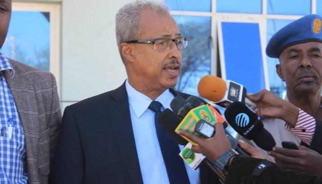 """Wasiirka Warfaafinta Somaliland """" Qofkii Waxyeeleya Qof Ajaanib ah Talaaba Laga Qaadayaa""""(dhegayso)"""