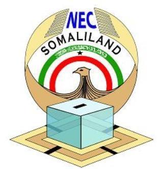 Guddiga doorashooyinka Somaliland oo soo bandhigay tirada guud ee cod-bixiyayaasha