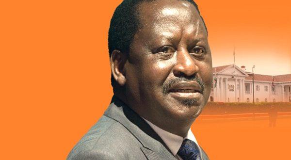 Hogaamiyaha Mucaraadka Kenya oo Sameyeey Jabhad