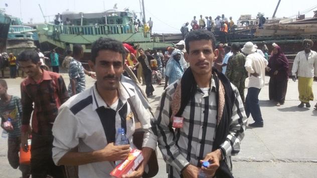 160-Qoxooti Yemeniin ah oo gaaray Bossaso (dhegayso)
