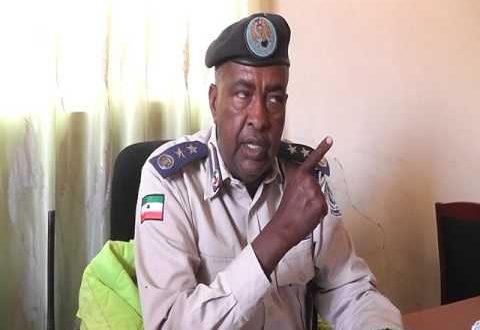Booliska Somaliland oo qabtay Rag  lagu eedeyeey Falal Amni Darro