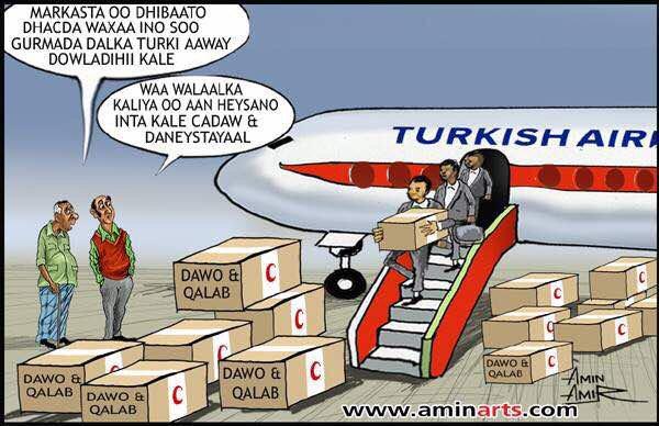 Turkey & Soomaaliya: A Friend in Need Is a Friend Indeed!