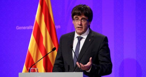 Madaxweynaha  Catalonia oo sheegay in uu Noqonayaan Dowladda  Spain kamadax Banaan