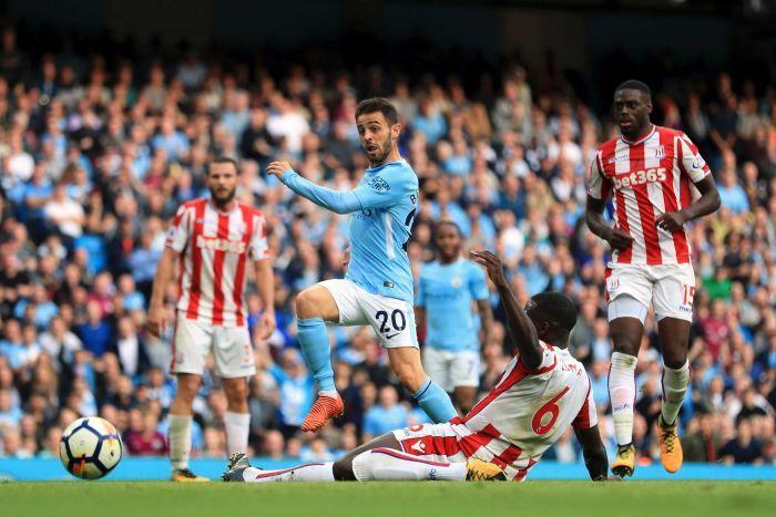 Xubintii Ciyaaraha: Manchester City oo Xargo Goosatay (dhegayso)