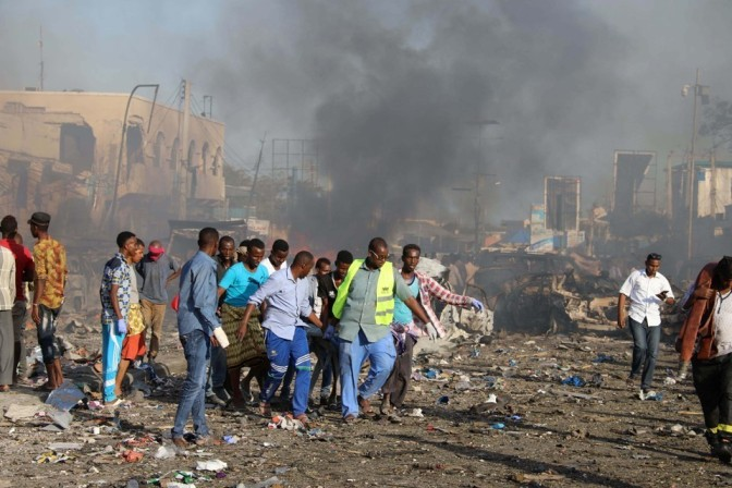 Mogadishu: Out of Tragedy, An Opportunity for Somalia