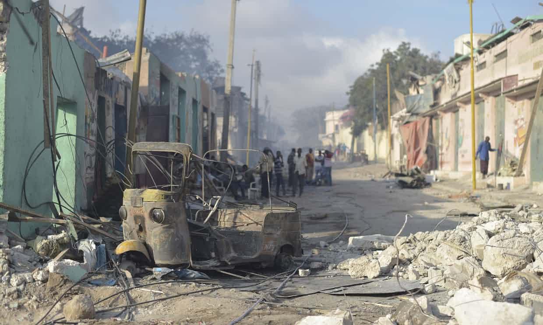 Somalia bombing may have been revenge for botched US-led operation